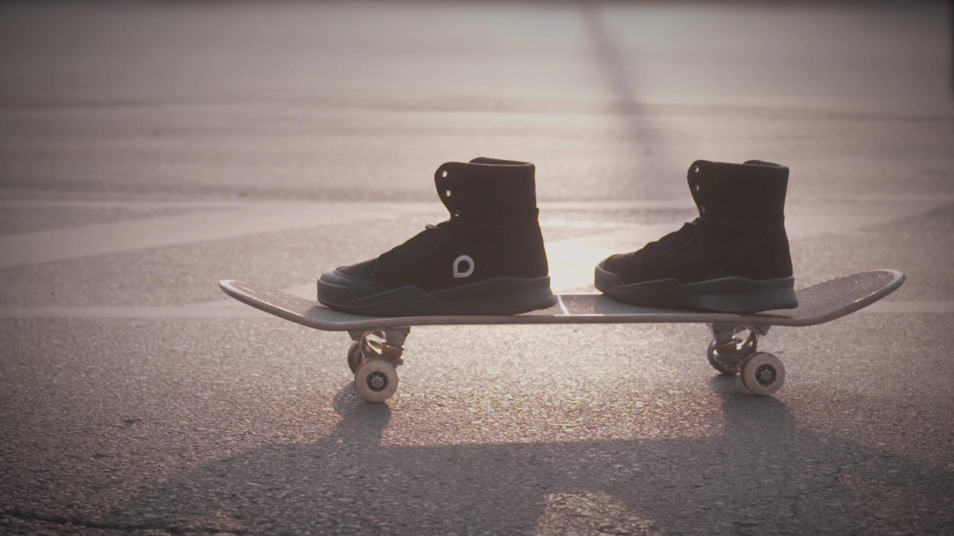 Bean MC recomanda primul skate shoe romanesc