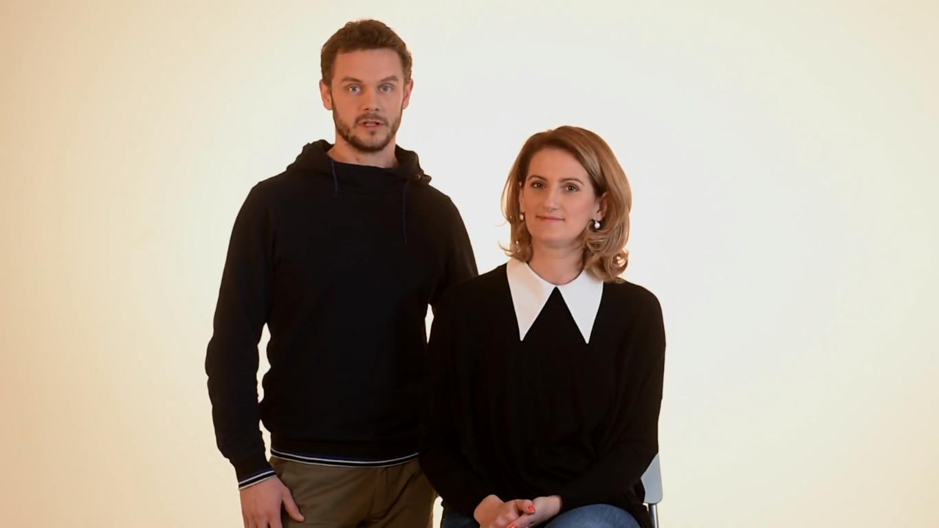 Inscrie-te la o sesiune de mentorat cu Irina Stancescu si Tom Rees (Pain Plaisir)